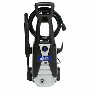 Ar Blue Clean Ar142s Blue Clean 1600 Psi Electric Cold Water Pressure Washer