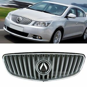 Oem Genuine Parts Front Radiator Chrome Grille Trim For Buick 2010 2013 Lacrosse