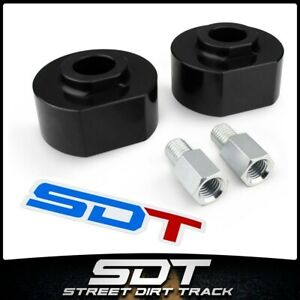 1 5 Front Spacers Lift Kit Stud Ext For 80 20 Ford F150 F250 F350 Excursion