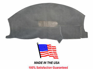1997 2002 Chevy Camaro Gray Carpet Dash Cover Dash Board Mat Pad Ch64 0