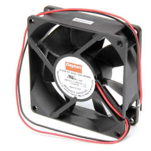 Axial Fan square 3 1 8 H 37 Cfm 6kd68