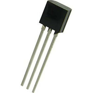 Intersil 2n5639 To 92 Jfet N channel Transistor New Lot Quantity 100