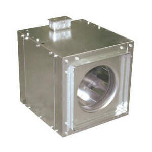 Dayton In line Duct Blower 13 1 8 In 115v 20ud16