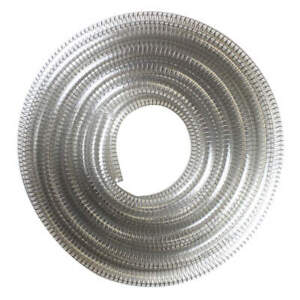 E James Suction And Transfer Hose 25 Ft clear 1530 375625
