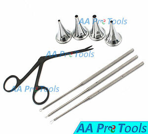 Aa Pro Hartman Ear Micro Alligator Speculum Ear Loops Ent Instruments Ds 001