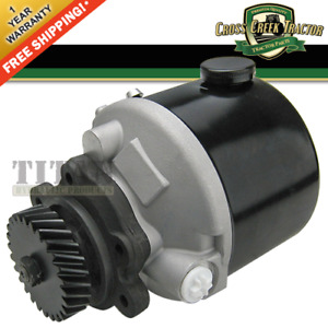 E6nn3k514ea New Ford Tractor Power Steering Pump 2000 3000 4000 5000 7000