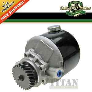 E7nn3k514ca New Ford Tractor Power Steering Pump 445 445a 545 545a 555