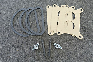 New 340 440 Six Pack Carb Kit 6 Pack