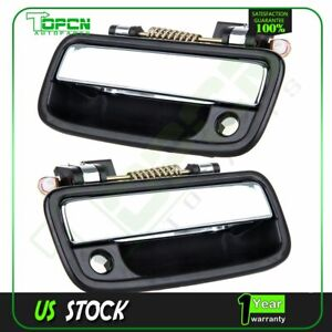 2x For Toyota Tacoma 1995 2004 Exterior Front Left Right Outside Door Handles