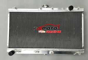 52mm For Mazda Miata Mx5 1 8l 1999 2005 2000 2001 2002 2003 Mt Aluminum Radiator
