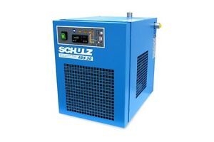 Schulz Refrigerated Air Compressor Dryer 50 Cfm 50 63 Cfm