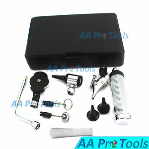Aa Pro Otoscope Opthalmoscope Ent Set Dignostic Examination Set