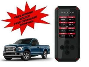Bully Dog Bdx 40470 Tuner Programmer For 2011 2019 Ford F 150 With 5 0 Engine