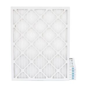 20x25x1 Merv 8 Pleated Ac Furnace Air Filters 6 Pack 5 49 Each