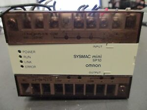 Omron Sp10 dr a Programmable Controller Used