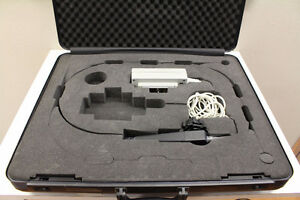Aloka Ust 5252 5 Ultrasound Transducer Probe With Case Very Nice