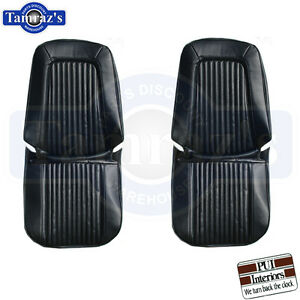 1968 Cutlass Supreme Front Seat Upholstery Covers Pui New