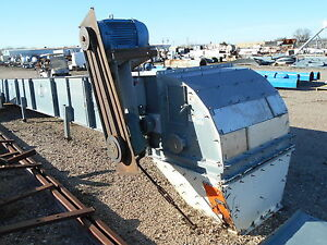Intersystems Roller Flo 36 X 64 Long 25 000 Bu Or 754 Tons hr Model 3137