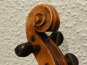 Private Collection To Sell 96 A Good German Violin Geige Hopf 1889