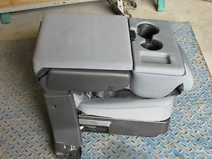 2011 2016 Super Duty Center Seat Console F 250 Jump Seat