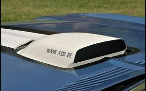 Pontiac Trans Am Ram Air Ram Air Iv Decals 1969 70