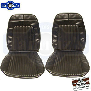 1969 Coronet 500 R t Super Bee Front Rear Seat Covers Upholstery Pui