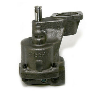 Melling M55hv Chevy 327 350 400 High Volume Oil Pump