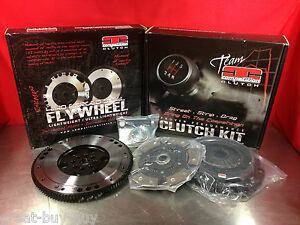 Competition Clutch Stage 4 Kit 8023 1620 Flywheel 2 669 st Honda S2000