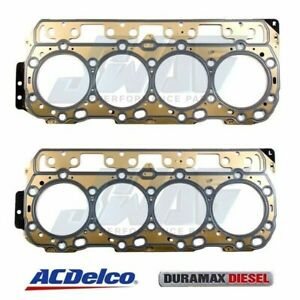 2001 2016 Gm Duramax 6 6l Oem Grace C Right Left Side Cylinder Head Gaskets
