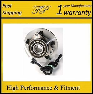 2007 2010 Ford Explorer Sport Trac Front Wheel Hub Bearing Assembly