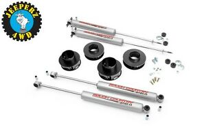 99 04 Jeep Wj Grand Cherokee 2 Inch Suspension Lift Kit W N3 Shocks 69530