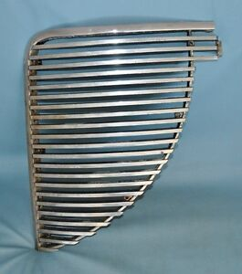 1938 Desoto Left Drivers Driver S Side Grille Section