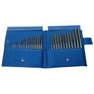 Chucking Reamer Sets 1 16in 1 2in 15pc 11v297