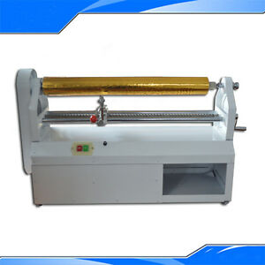 Electric 110v Hot Stamping Foil Paper Cutter Stamping Embossing Cutter Machine