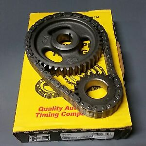 Ford Mercury Edsel 239 272 292 312 Y block Timing Chain Sprocket Set