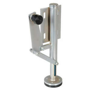 Grainger Approved Floor Lock side mount use W 2 In Caster Fl lk smr r