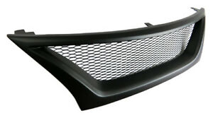 Front Bumper Sport Mesh Grill Grille Fits Nissan Sentra 13 14 15 2013 2014 2015