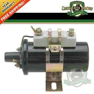 D4pe12029aa New 6 Or 12 Volt Ignition Coil For Ford 8n 9n 2n 600 700 800