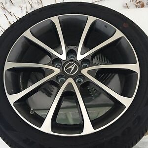 2017 Acura Tlx Rims And Tires