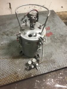 Armour Spray Systems Industrial Duty Pressurized 5 Gallon Paint Pot