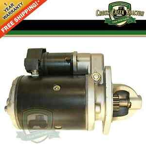 D8nn11000ce New Starter For Ford Tractors 2000 3000 4000 4000su 2600