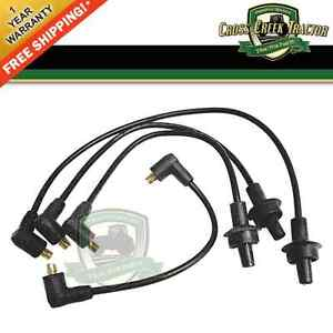 Dhpn12259a New Plug Wire Set For Ford Tractor 2000 3000 4000 2600 3600 4600