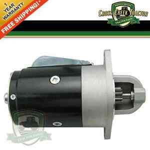 D7nn11001ar New Starter For Ford Tractor 2000 3000 4000 5000 7000 2600 3600