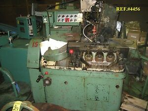 Hartford 0 400 Thread Rolling Machine