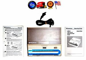Pitney Bowes B250 2 Lb Weight Classifier For Postal Packaging Shipping Scale