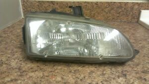 Left Head Light Assembly Honda Civic 1992 1993 1994 1995 Oem Driver