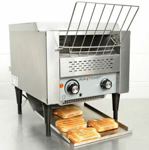 Avatoast Conveyor Toaster Commercial Restaurant 3 Opening 120v Oven Electric