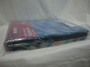 Avery 8 tab Write on Plastic Dividers Studio Collection 12 Packs Round Tabs
