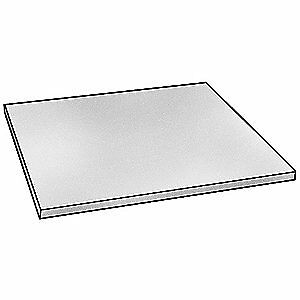 Grainger Approved Stainless Steel Plate ss 17 4 Ph 3 16x12x12 In 2exr3