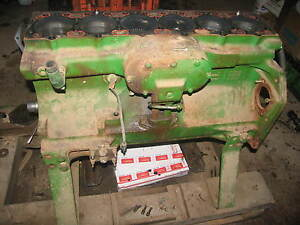 John Deere Tractor Motor Engine Block 4230 4430 4630 And Others